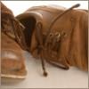 Los zapatos de un difunto