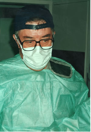 El profesor Michael Tynan