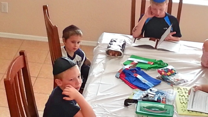 Passover in Hebrew School.jpg