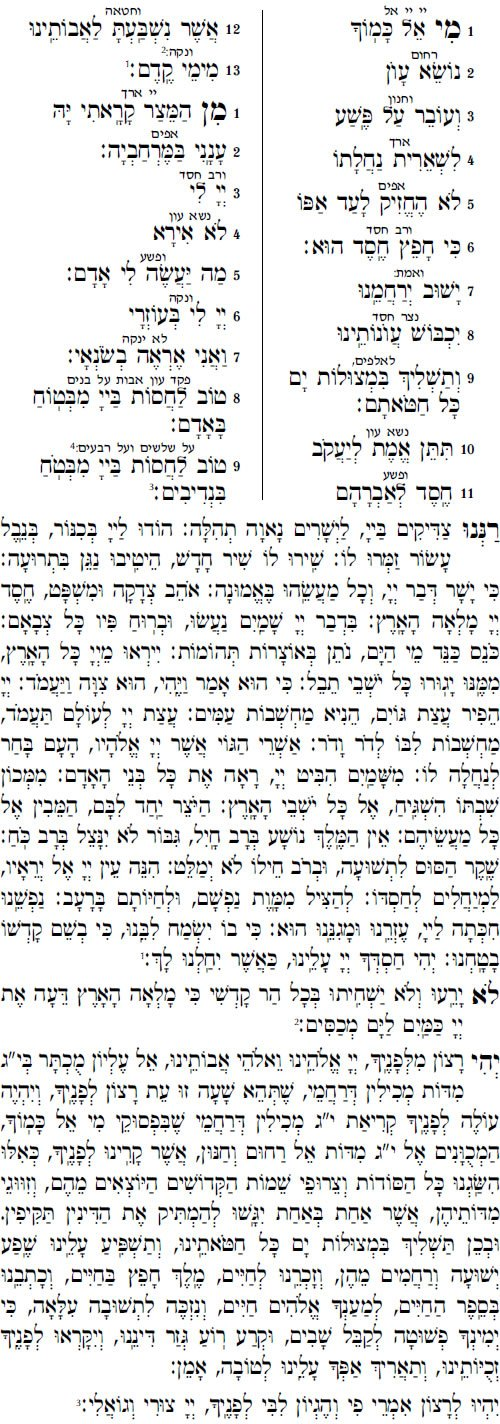 graphic about Printable Tashlich Prayer named The Tashlich Prayer - Hebrew - Significant Vacations