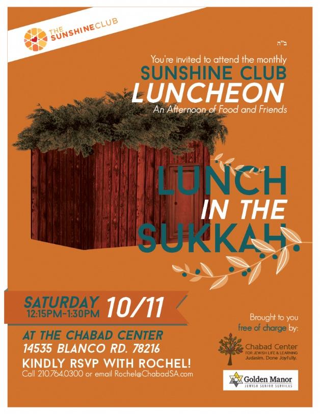 Sunshine Club October Sukkos 2014.jpg