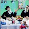 Молитва после еды (Биркат амазон)