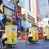Pedi-Sukkahs Plow Through Manhattan