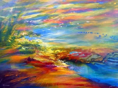 Rivers of Eden by Yoram Raanan.