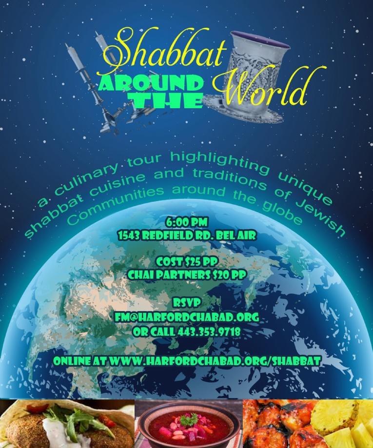 Shabbat Around The World