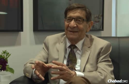 Noted attorney and philanthropist Fredric G. Levin is subject of a new biography. He spoke about Jewish life and values in a recent interview.