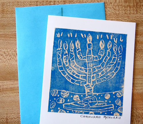 Chanukah greeting cards craft it jewish magazine chanukah greeting cards m4hsunfo