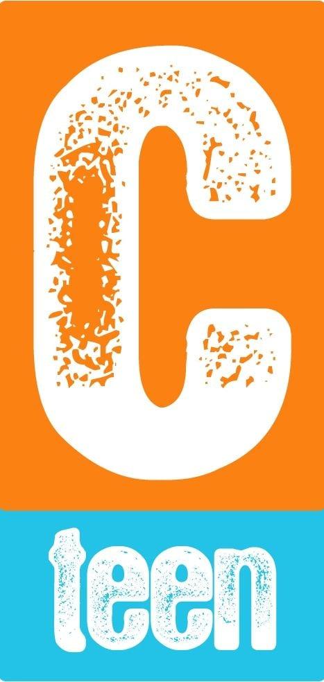 CTeen logo - NEW - Orange and Blue.jpg