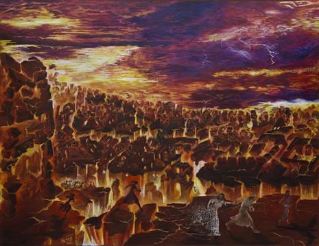 Sodom and Gomorra