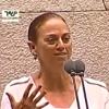 """ח""""כ רות קלדרון: השליחות של הרבי כמודל לכולנו"""