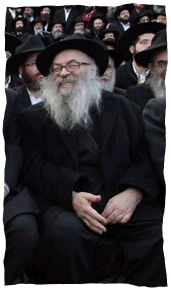 Rav Moulé Azimov, de mémoire bénie