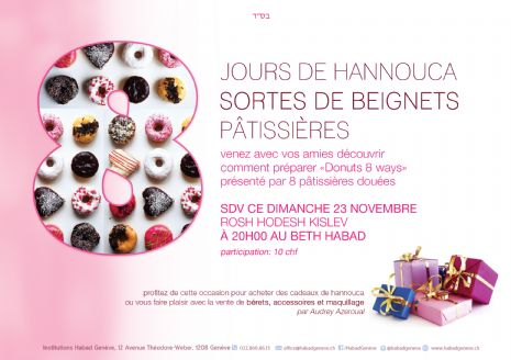 donuts 8 ways 23 novembre habad geneve.jpg