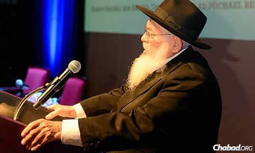 Rabbi Shimon Lazaroff of Chabad Lubavitch Center Regional Headquarters in Houston, Texas
