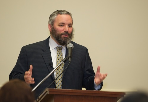 Rabbi Gurkow is spiritual leader of Congregation Beth Tefilah in London, Ontario.