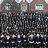 Thousands of Chabad-Lubavitch Rabbis in Annual Photo