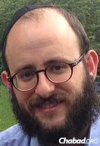 Rabbi Baruch S. Davidson.