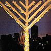 The Public Menorah—a Symbol of Freedom in Buenos Aires—Turns 30