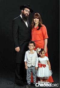 The Orgad family