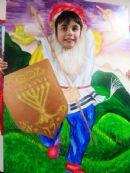 Middle School Chanukah Family Program 2014