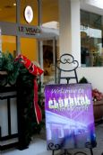 Chanukah at Le Visage 2014