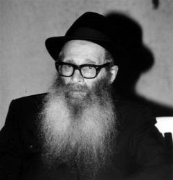 החסיד ר' ישראל פבזנר