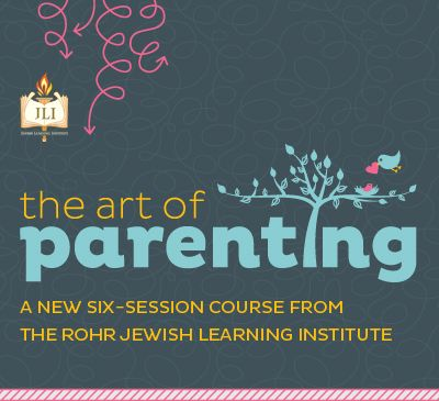 The Art of Parenting - Newsletter Ad