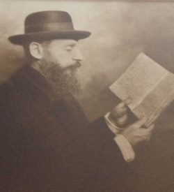 Rabbi Yaakov Aizer Dubrow was a lifelong student and teacher of his beloved Torah.