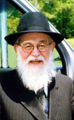 Rabbi Yaakov Moshe Friedman (1924-2004)