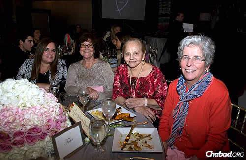 Now entering its third year, the group reaches out to women of all ages coping with various diagnoses and has drawn on a pool of volunteers from the community.