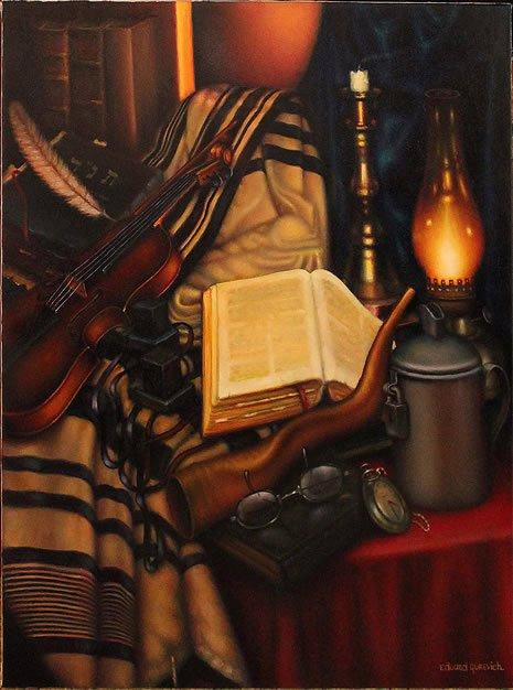 ציור: אדוארד גורביץ'