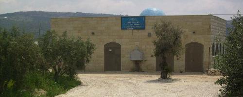 קברו של רבי ישמעאל בן אלישע. צילום: אריאל פלמון