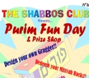 Pre Purim Fun Day