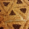 Rice Crispie Treat Hamantaschen