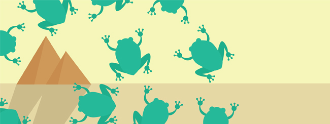 Уроки главы: Лечебные лягушки