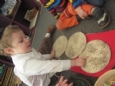 The Twos Learn about Pesach