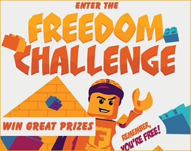 Enter the Freedom Challenge