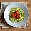 Gluten Free Meatballs & Zucchini