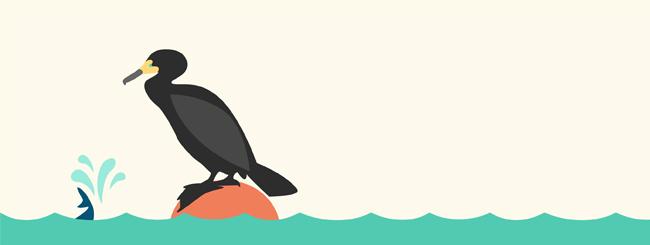 Gedanken: Der Eisvogel