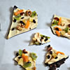 Colorful, Eye-Catching Fruit Bark for Tu B'Shevat