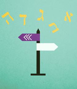 Write in hebrew online dating