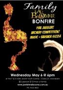 Lag baomer Family Lag Ba'omer Bonfire