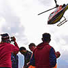 Rabbi Borrows a Chopper and Rescues Stranded in Nepal