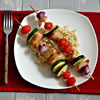 Fresh & Healthy Chicken Kebabs