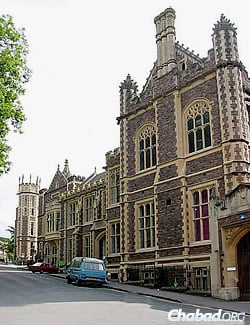 The university's Jewish student population has grown over the past few years. (Photo: WikiMedia Commons)