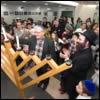 Les fêtes juives au Beth 'Habad