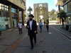 A Rabbi's 10-hour walk through Montevideo