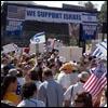 Jewish Angelenos Rally in Support of Israel
