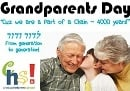 Grandparents Day in CHS
