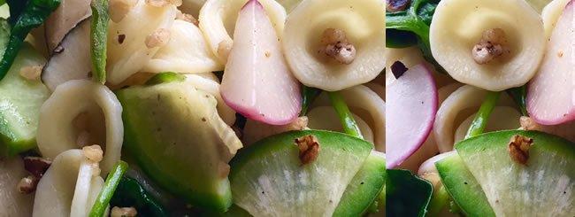 Vayikra Recipes: Orecchiette Pasta Salad