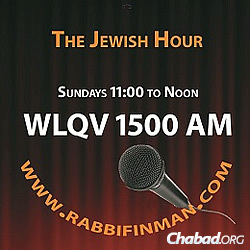 Michigan's only Jewish radio show